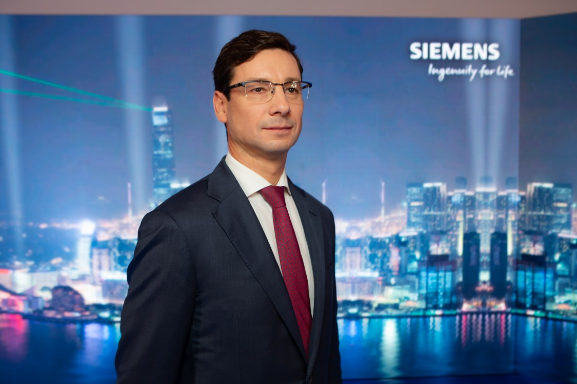 Компания «Сименс» приняла активное участие в программе международного форума «Российская энергетическая неделя».
