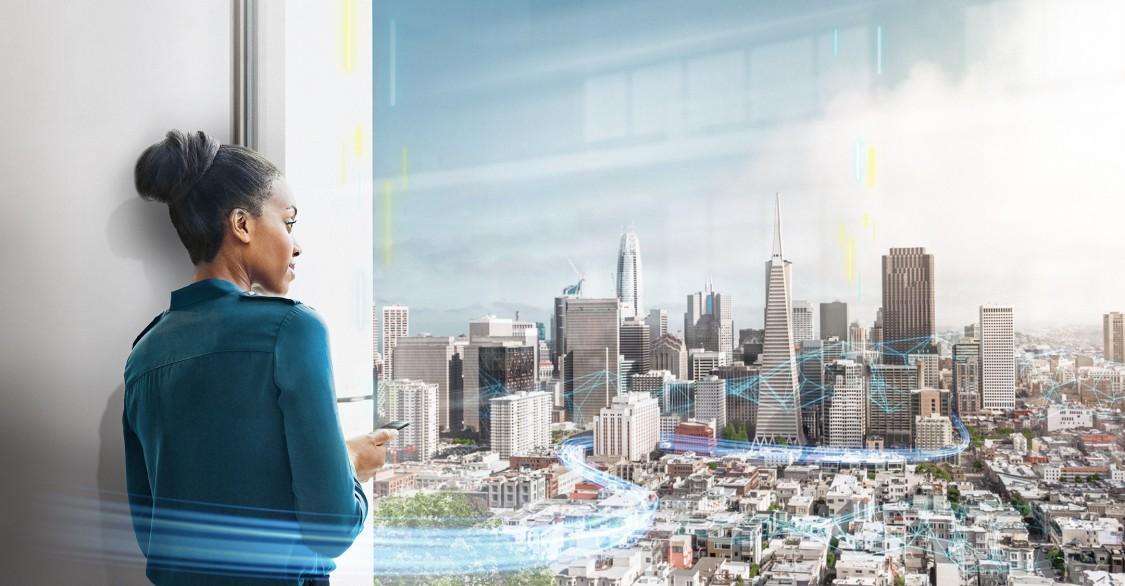 Intelligente Gebäude eröffnen Stadtwerken und Verteilnetzbetreibern neue Geschäftsfelder, beispielsweise im Energiedatenmanagement.