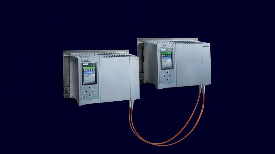Mit redundant aufgebauten Automatisierungslösungen mit SIMATIC S7-1500 Steuerungen vermeiden Sie Anlagenstillstände
