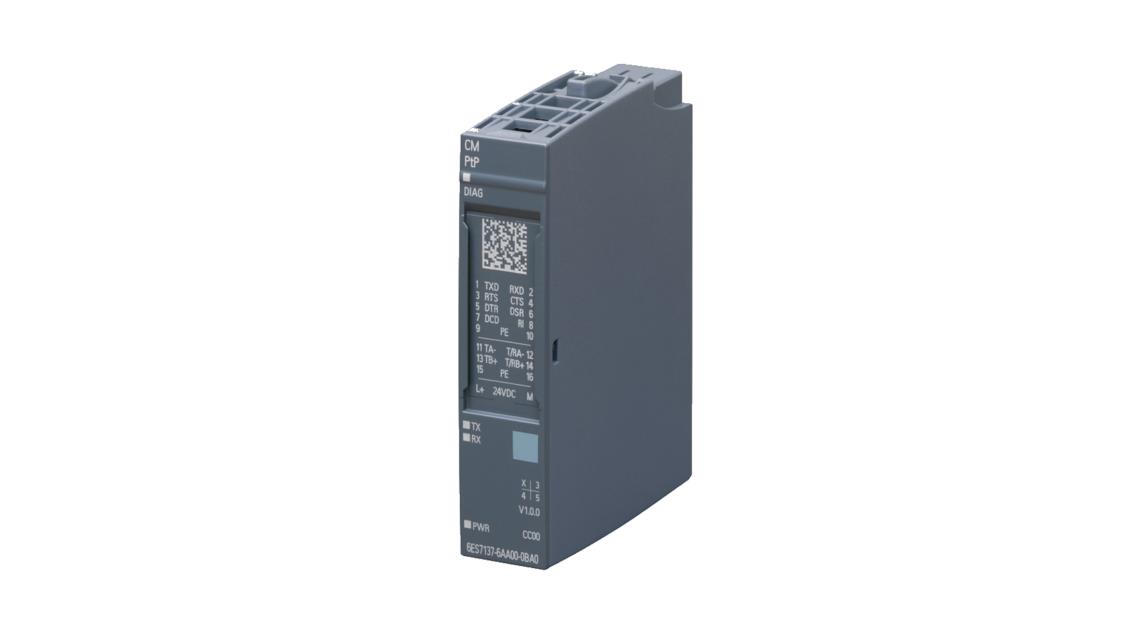 Serial communication CM PtP