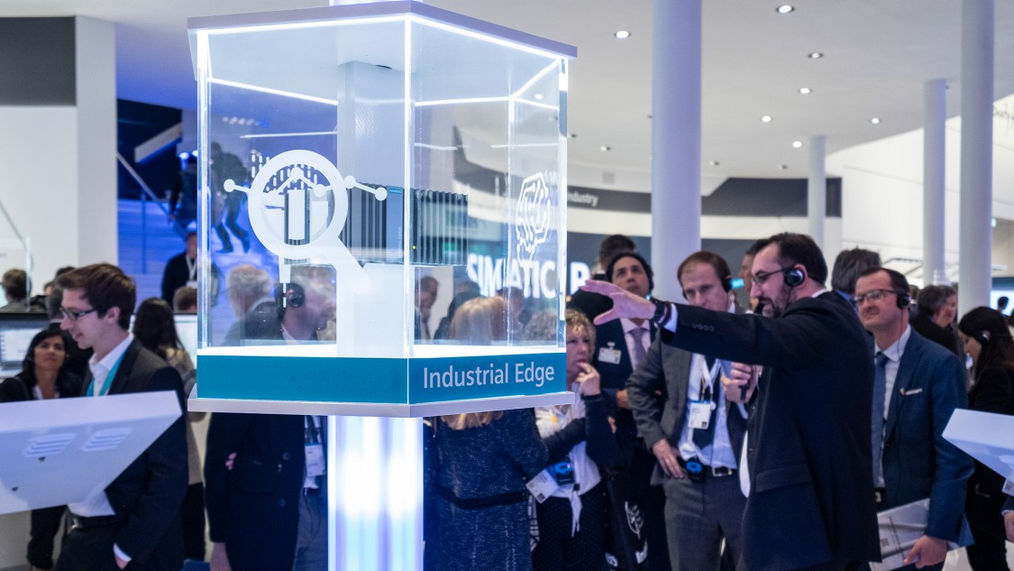 Hannover Messe 2020 | Fairs and events | Siemens