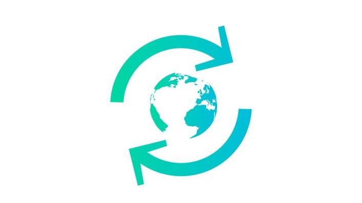 Icon weltweitweiter Support