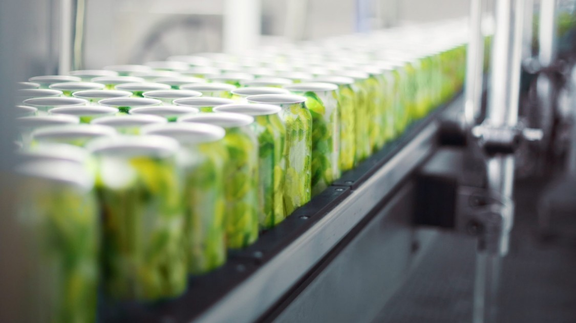 End-to-end solutions for food and beverage manufacturing