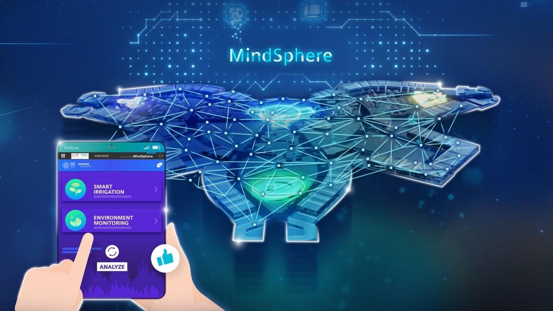 ربط معرض إكسبو 2020 بإنترنت الأشياء