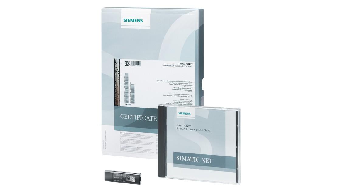 Software-Lösungen für den sicheren Fernzugriff via VPN sowie zum Management industrieller Netzwerke.