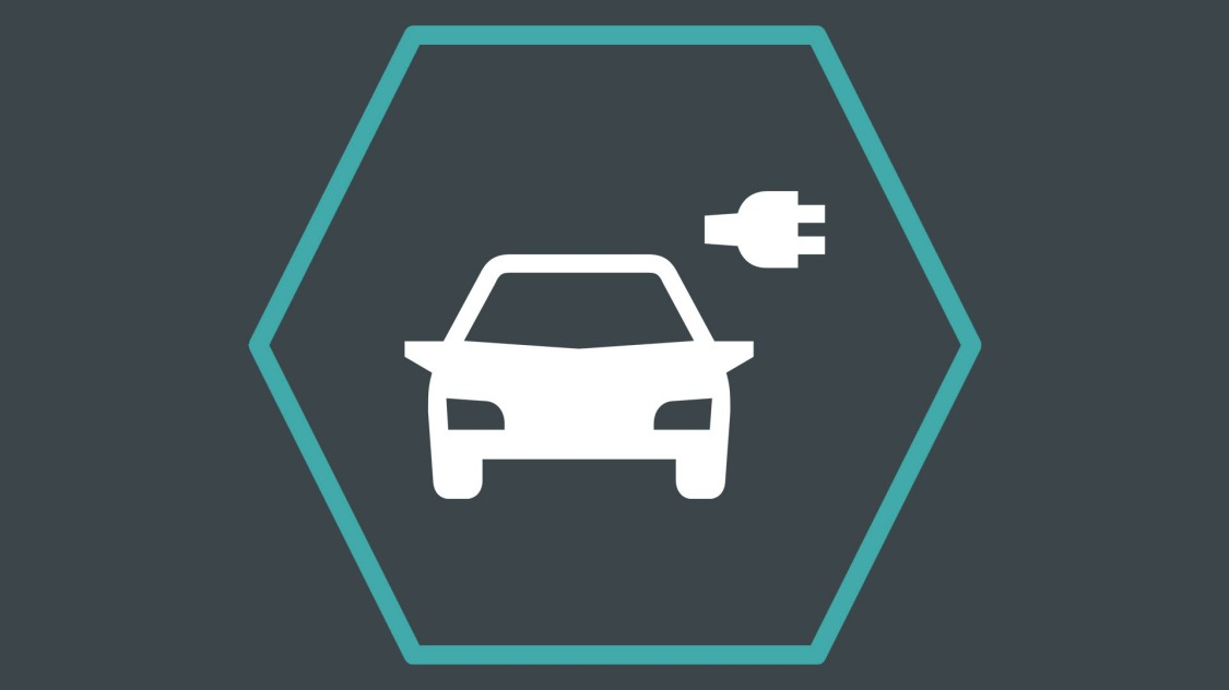Icon charge E-Car