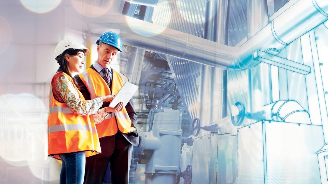 """""""Energy Efficiency as a Service"""" est un contrat de service permet d'améliorer la performance des sites et process industriels, d'assurer la conformité et de gérer les risques."""