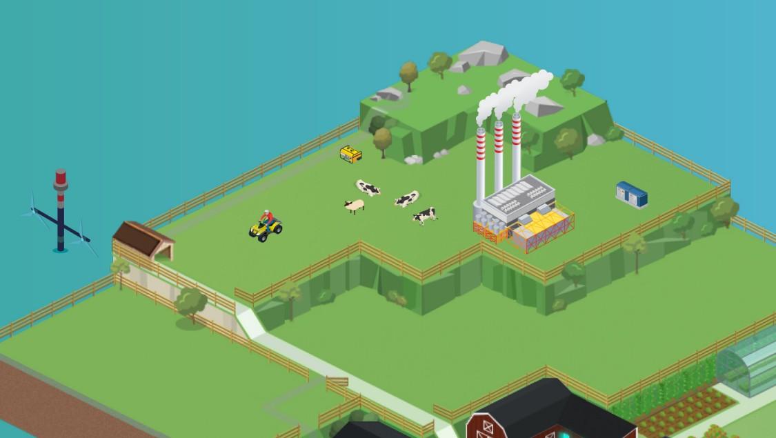 ALL NEW Energy Farm