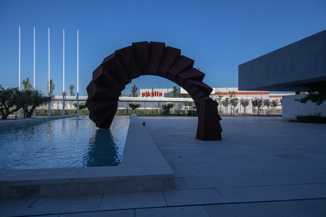 new Pikolin facilities in Zaragoza, Spain