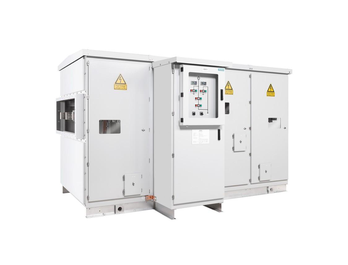 HB1 Generator Switchgear HB1 GBS HB1 GCB Generator Switchgear up to 72 kA  Generator switchgear for power plant up to 170 MW HB1 Generatorschaltanlage Generatorschaltanlage bis 72 kA Generatorschaltanlage für Kraftwerke bis 170 MW