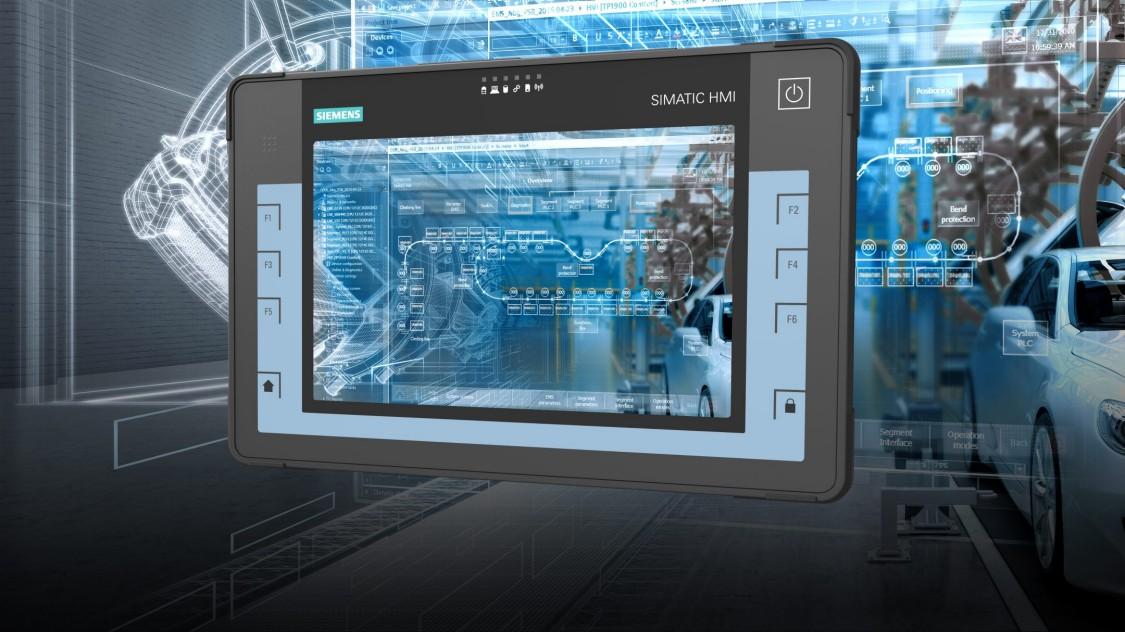Tabletový počítač Siemens