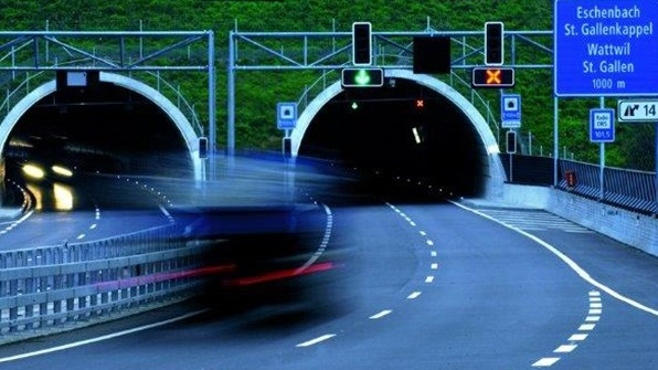 Tunnel Control Technology Sitraffic® ITCC