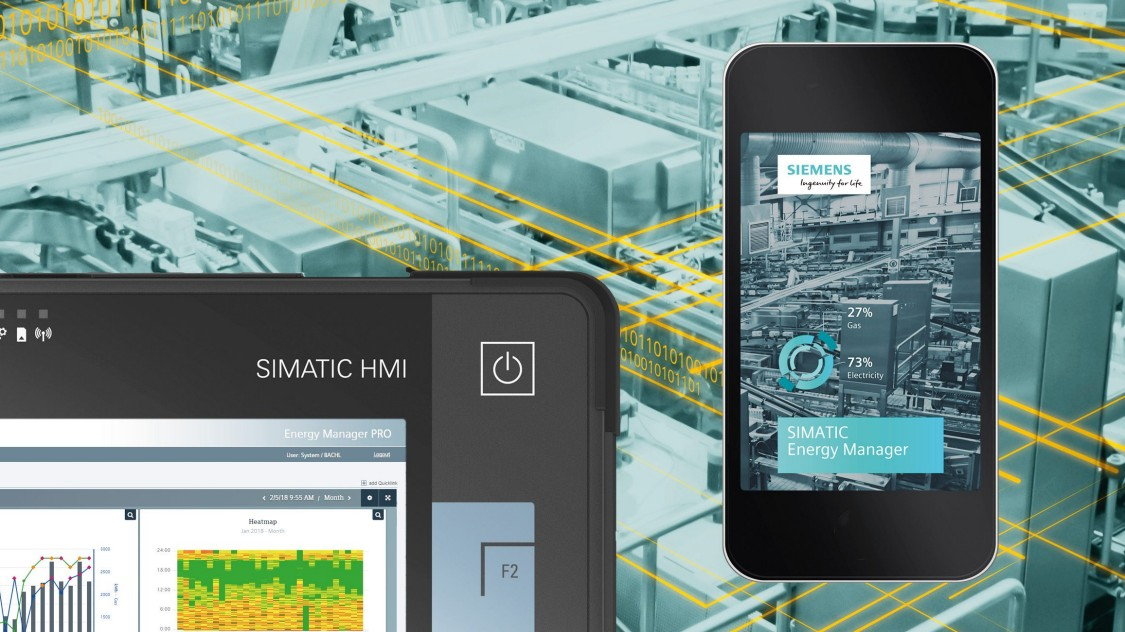 SIMATIC Energy Management Software | Automation Software