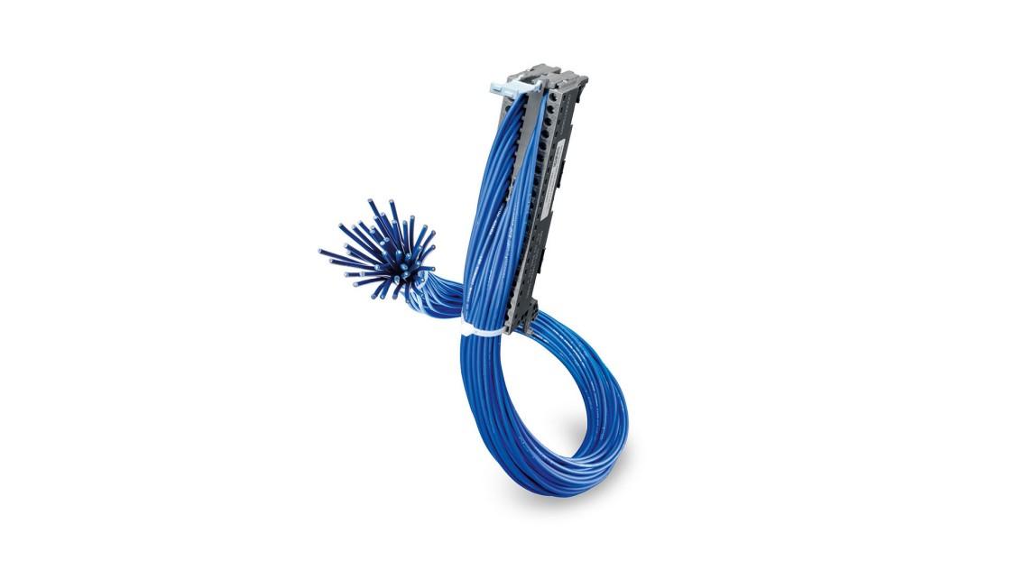 SIMATIC TOP connect  - гнучке з'єднання для SIMATIC S7-1500 і ET 200MP