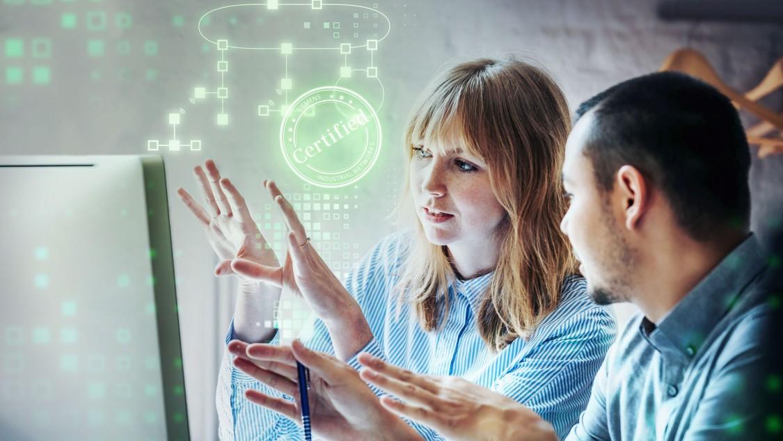 Mit Industrial Networks Education qualifizieren und zertifizieren Sie Ihre Mitarbeiter