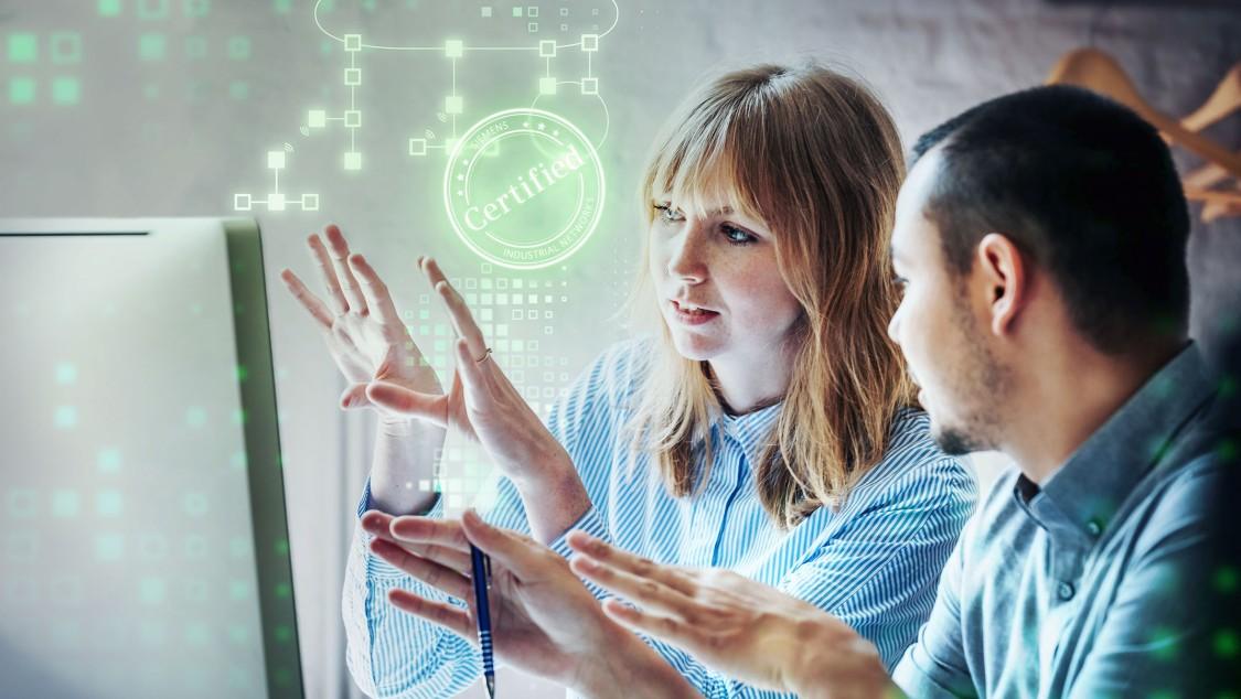 Education ist ein wichtiger Teil von industriellen Netzwerklösungen für die Ausbildung Ihrer Mitarbeiter