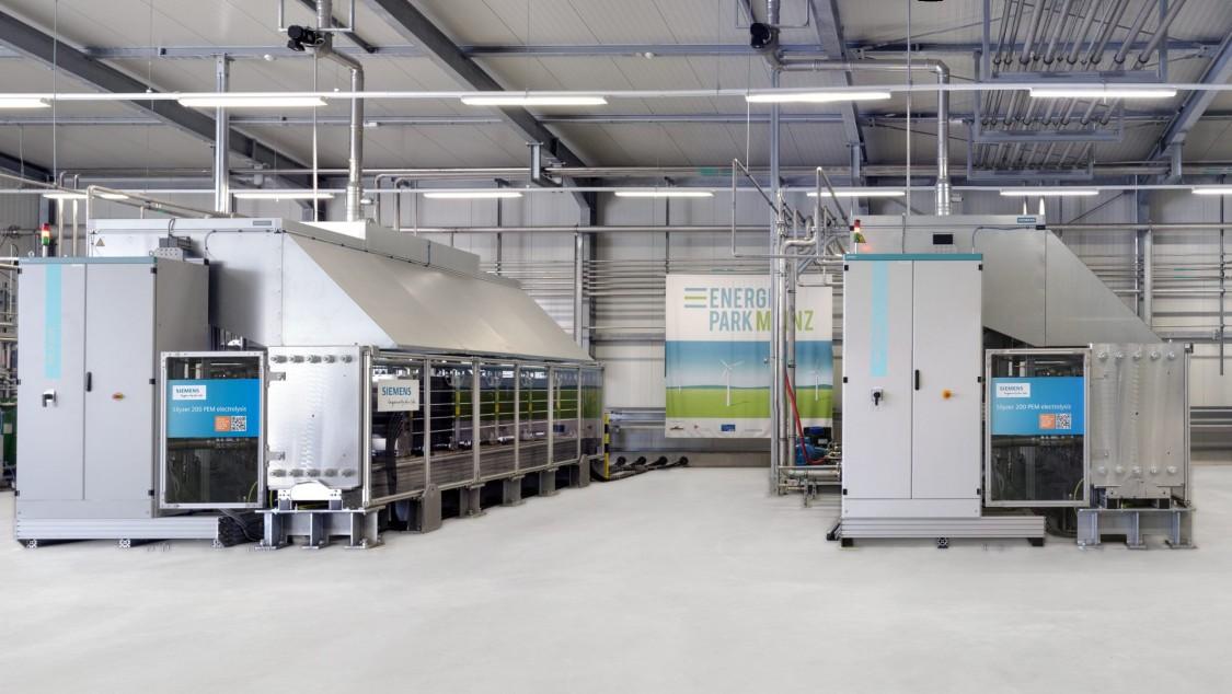 Hydrogen Solutions | Renewable Energy | Siemens