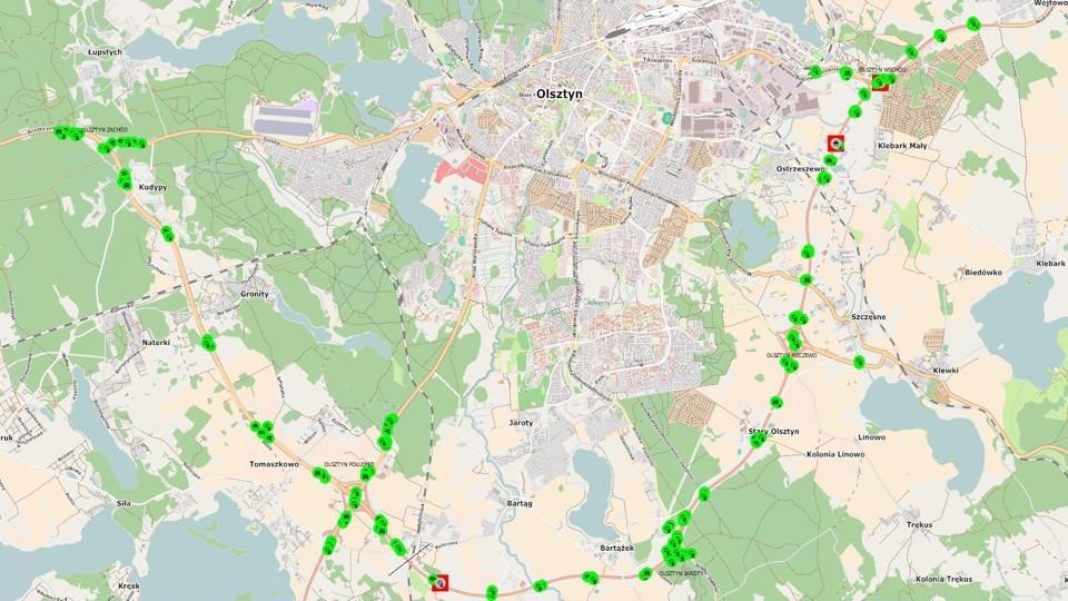 Siemens Mobility usprawni ruch drogowy na obwodnicy Olsztyna