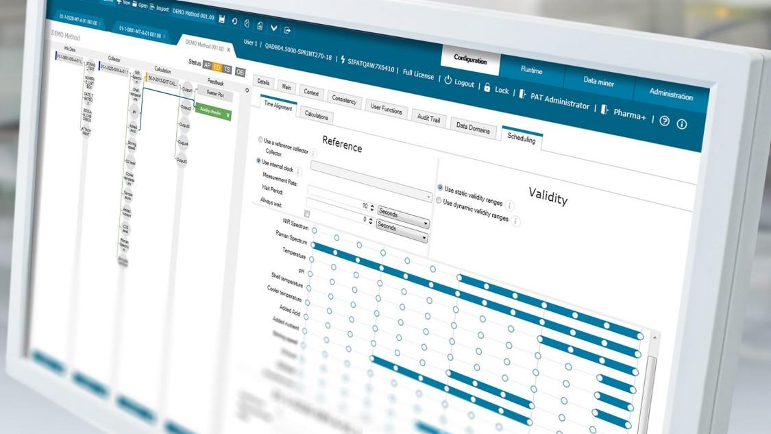 Централізований збір та аналіз даних у біотехнологічному виробництві: SIMATIC SIPAT