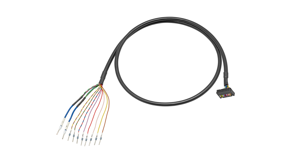SIMATIC TOP connect universal connecting cables