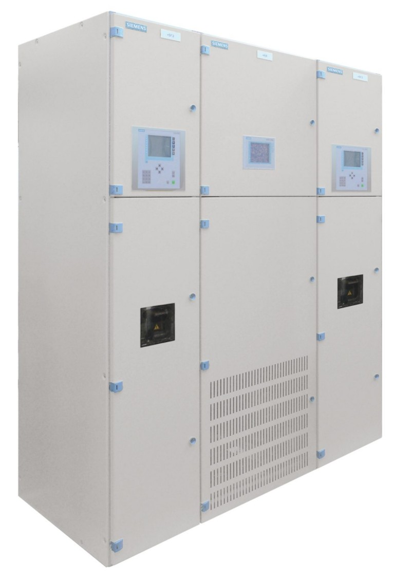 product pic of Sitras CSG compact DC switchgear for DC traction power supply