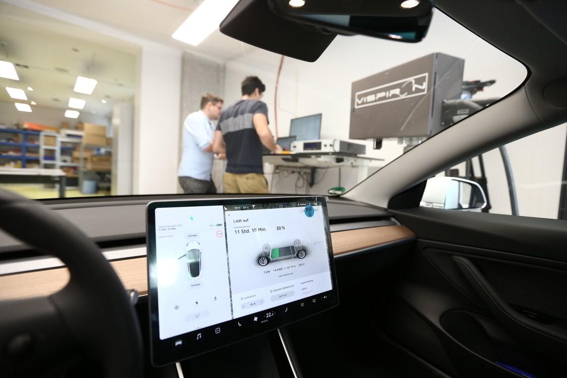 Hardware und Software im Auto