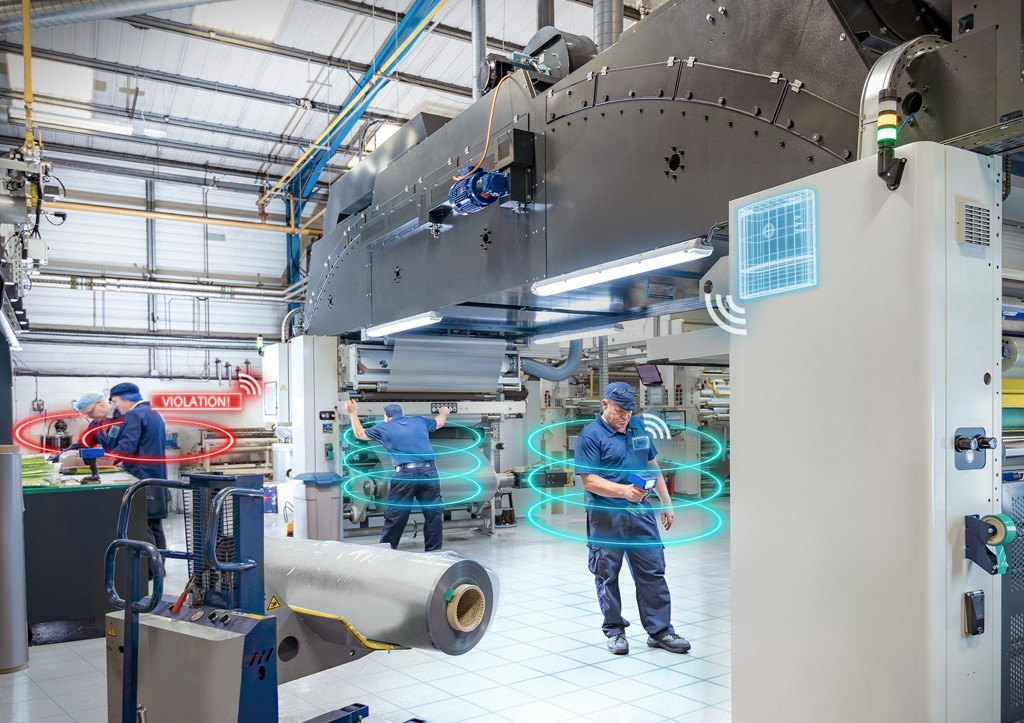 Siemens offers real-time locating system for a safe production environment and optimized production processes