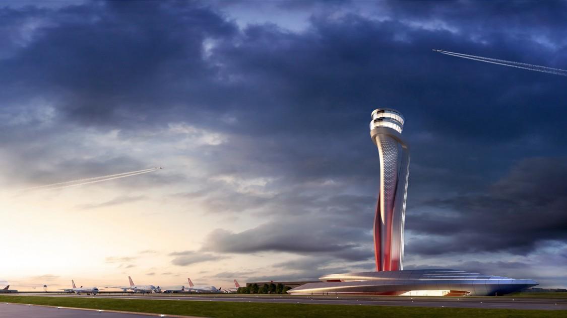İstanbul Yeni Havalimanı İGA Siemens