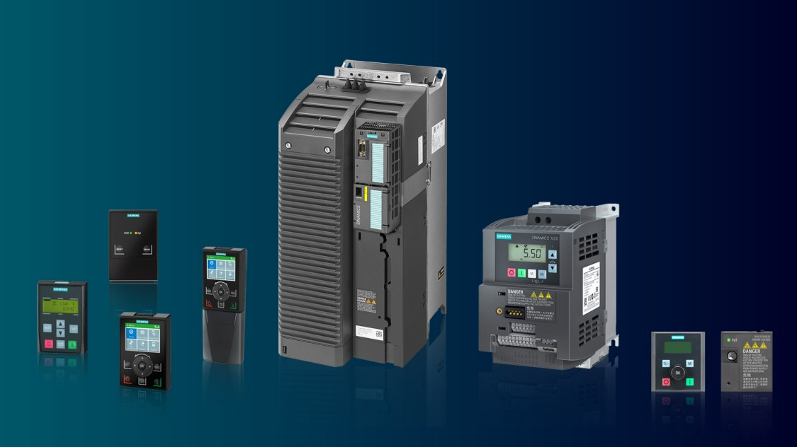 Key Visual Low Voltage Drives Accessories