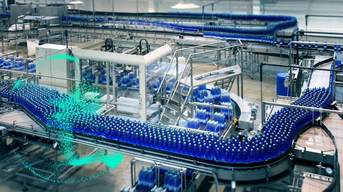 Industrielle Cybersicherheit in der Nahrungsmittel- und Getränkeindustrie