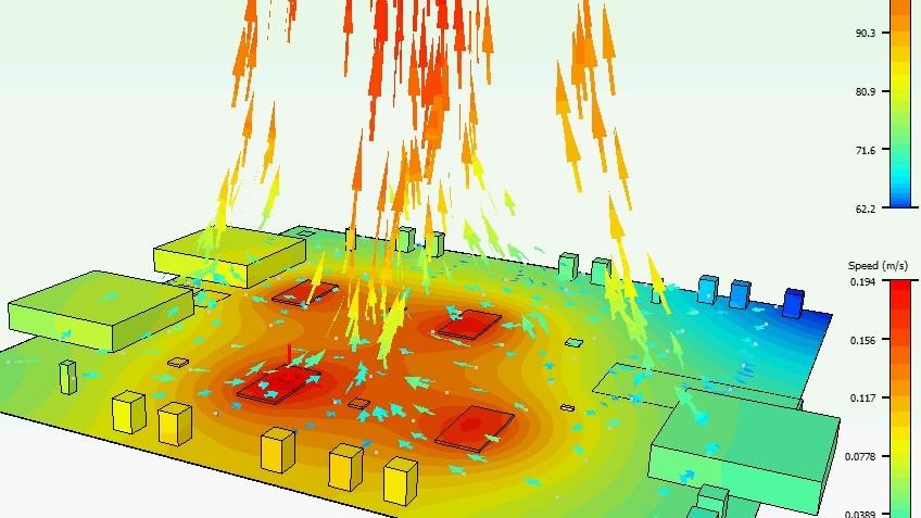 In der Elektronikindustrie führt Simulation-driven Design zu auf Anhieb richtigen Designs neuer Produkte