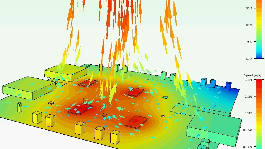In the Electronics Industry, simulation-driven design makes it possible to arrive at designs for new products that are right the first time