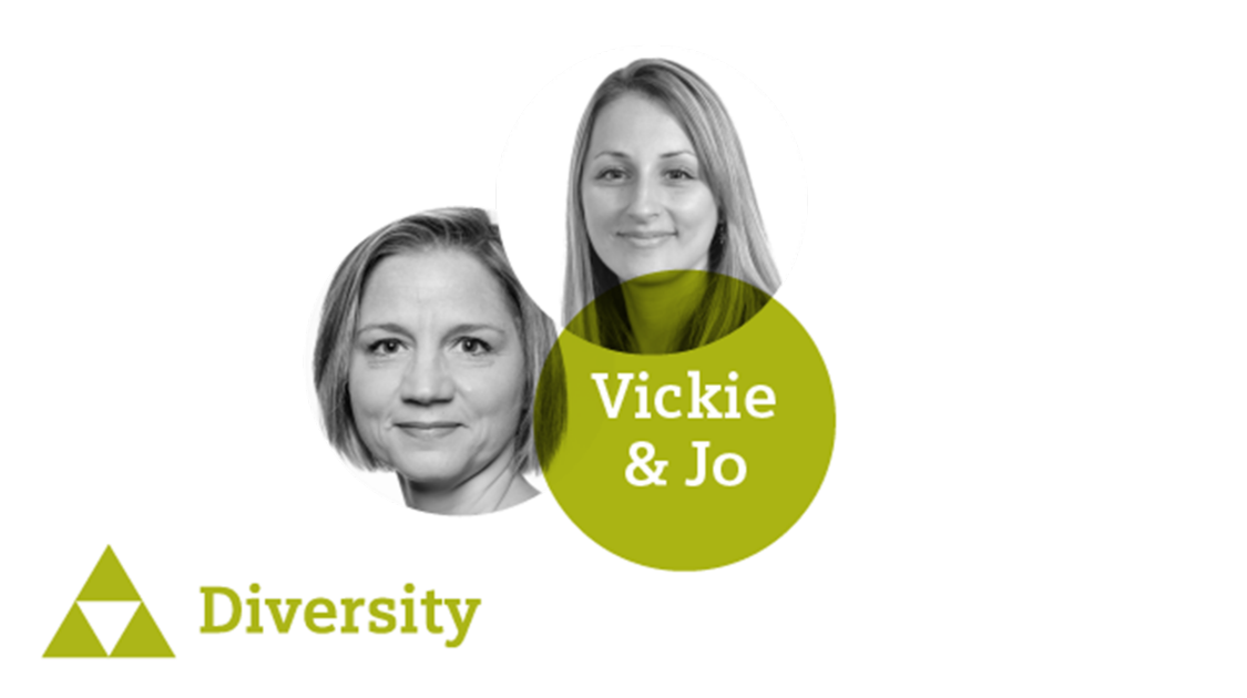 Vickie & Jo: - Helping women progress their careers and unlock opportunity
