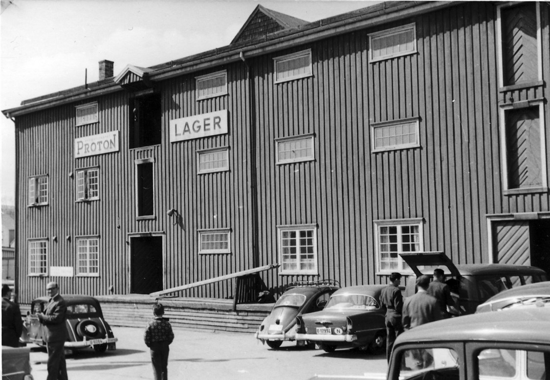 Proton Lager in Trondheim