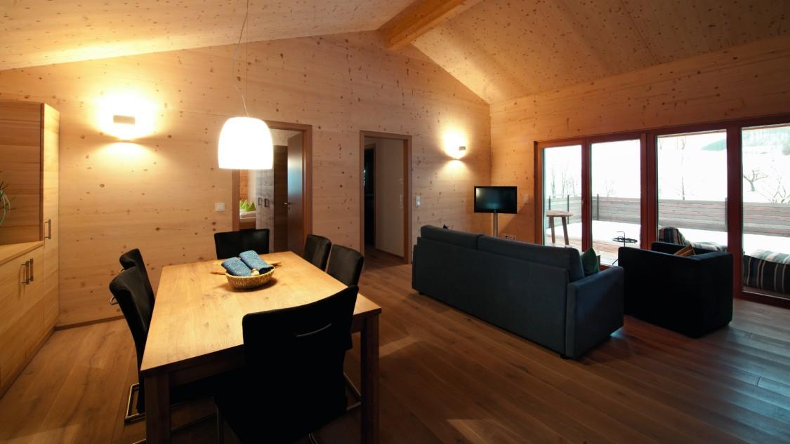 ZEITRAUM дерев'яний будинок для відпочинку