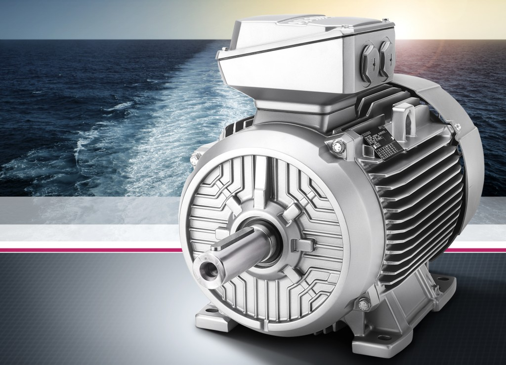 Rapid planning and acceptance with pre-certified marine motors