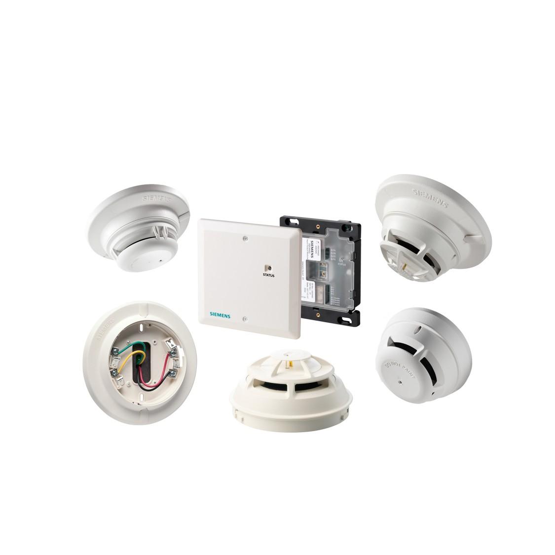 Siemens fire detection
