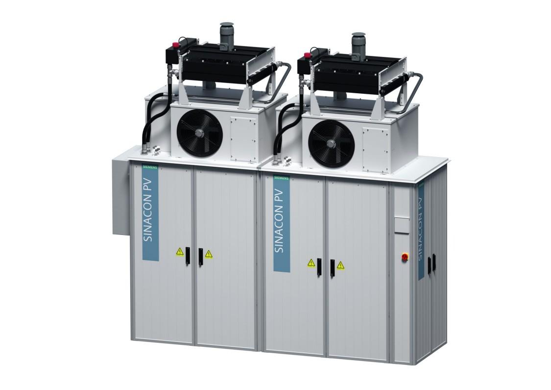 SINACON PV Fotovoltaik Merkezi İnvertör