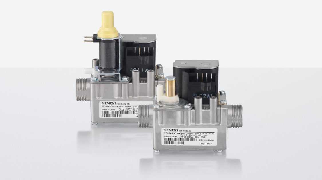 Gas ventil VGU