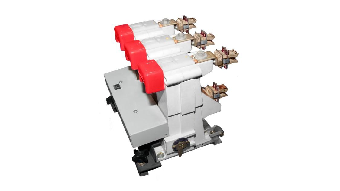 SIMOVAC non-arc-resistant and SIMOVAC-AR 400 A vacuum contactor