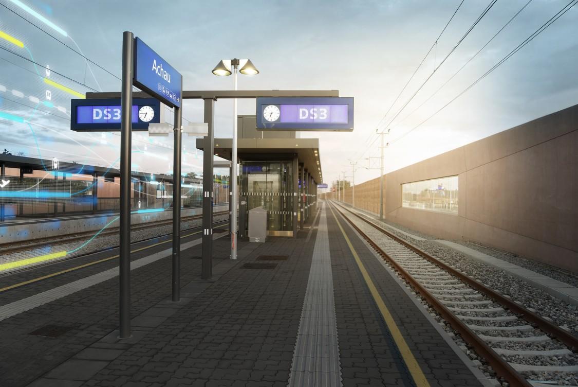 Nastawnica w chmurze - projekt Siemens Mobility i OBB