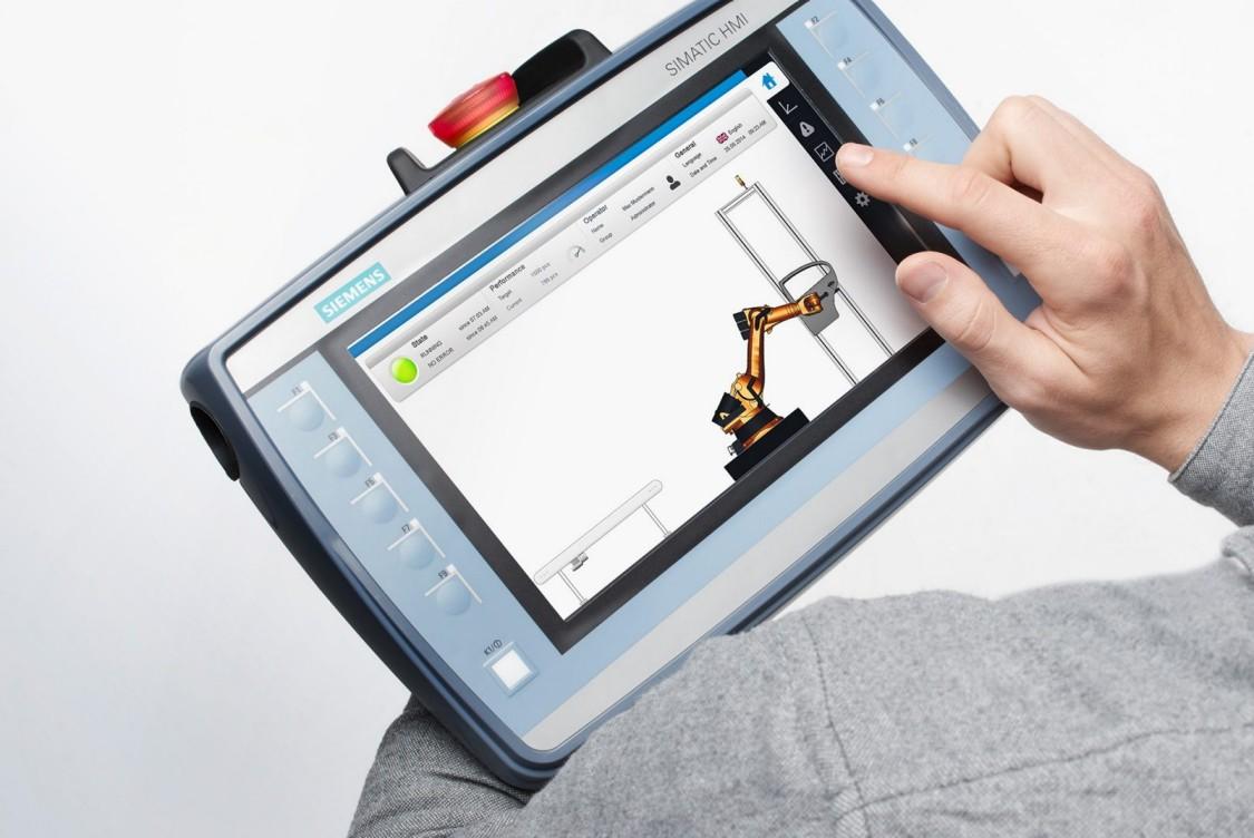SIMATIC HMI Mobile Panel handling