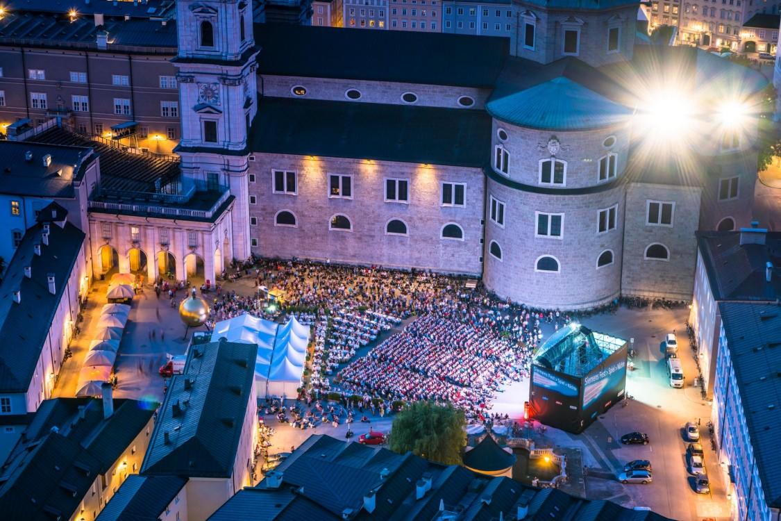 Kultursponsoring bei Siemens Österreich