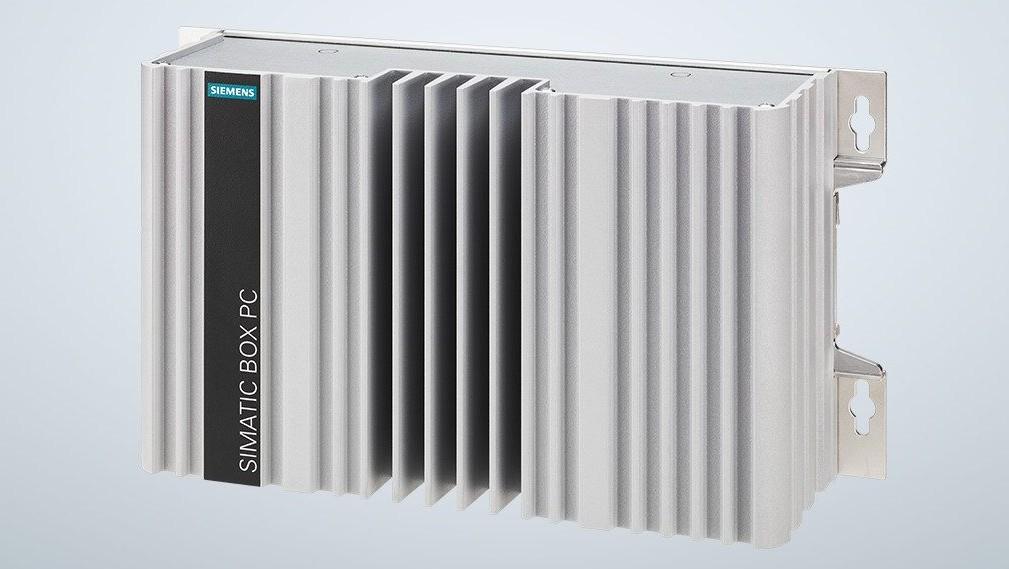 Промышленный безвентиляторный компьютер SIMATIC IPC327E