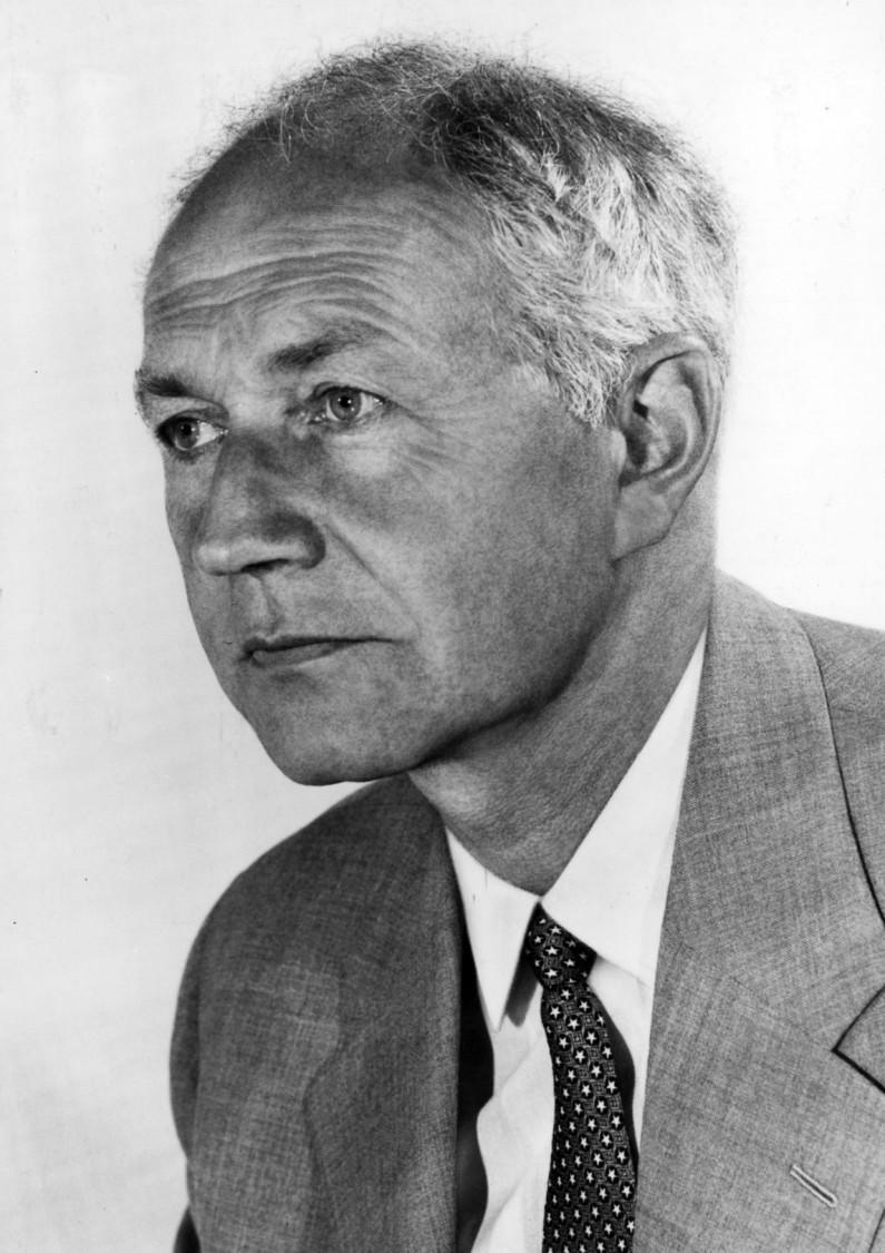 Ernst von Siemens, 1962