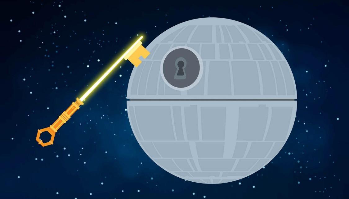 Death Star Cybersecurity