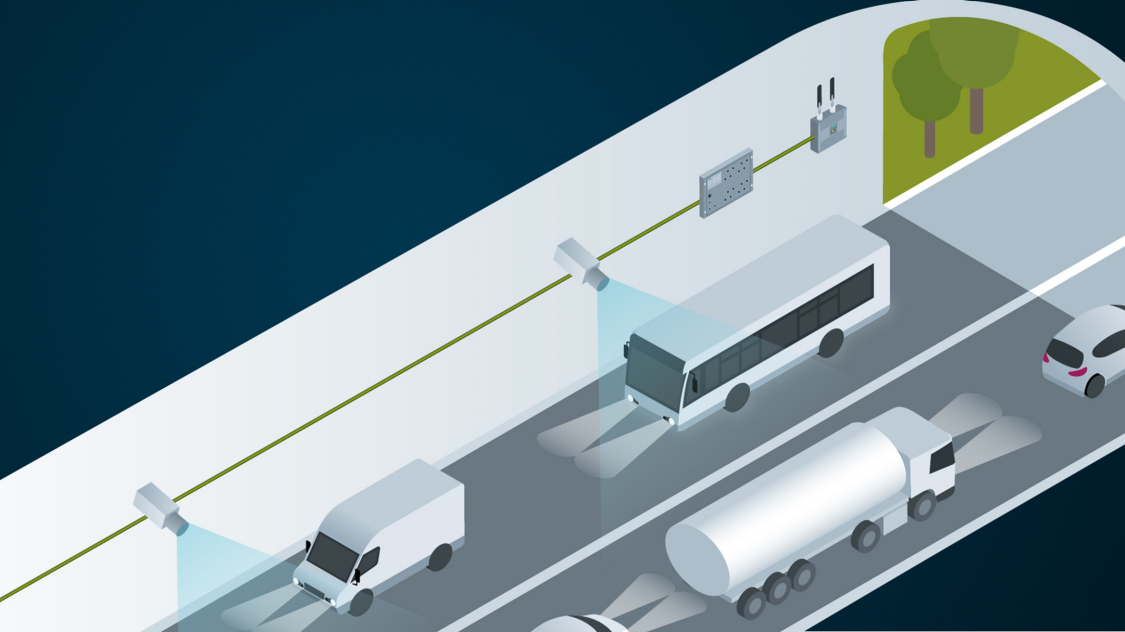 Power over Ethernet for industry supports long-distance communication in transportation