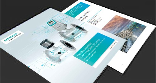 USA - magnetic flow meter brochure