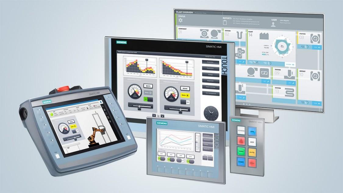 Системы управления и контроля оператора SIMATIC HMI