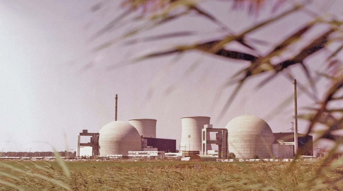 "Атомна електростанція ""Бібліс"", 1974 рік"